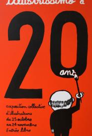 Illustrissimo a 20 ans ! L'expo