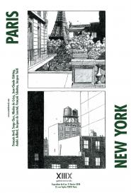 GALERIE TREIZE-DIX I Vernissage Exposition Paris - New York