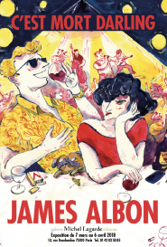 C'est mort Darling, James Albon