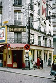 Exposition Belleville 1965 / Le Faussaire