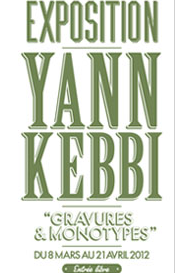 Vernissage Yann Kebbi