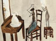 Colette Portal - La vie d'une Reine, Le Jardin de Buffon