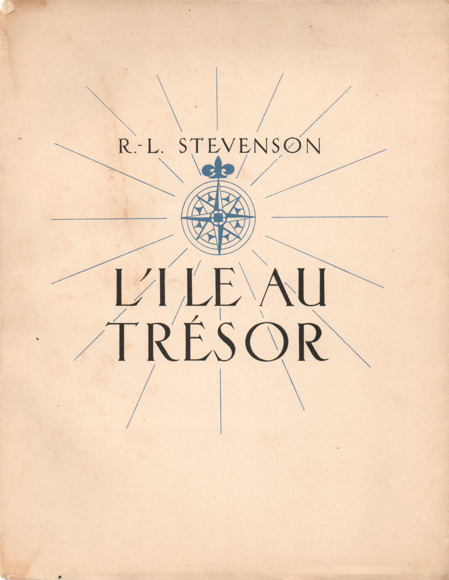 L'Île au trésor | Georges Beuville | L'Île au trésor