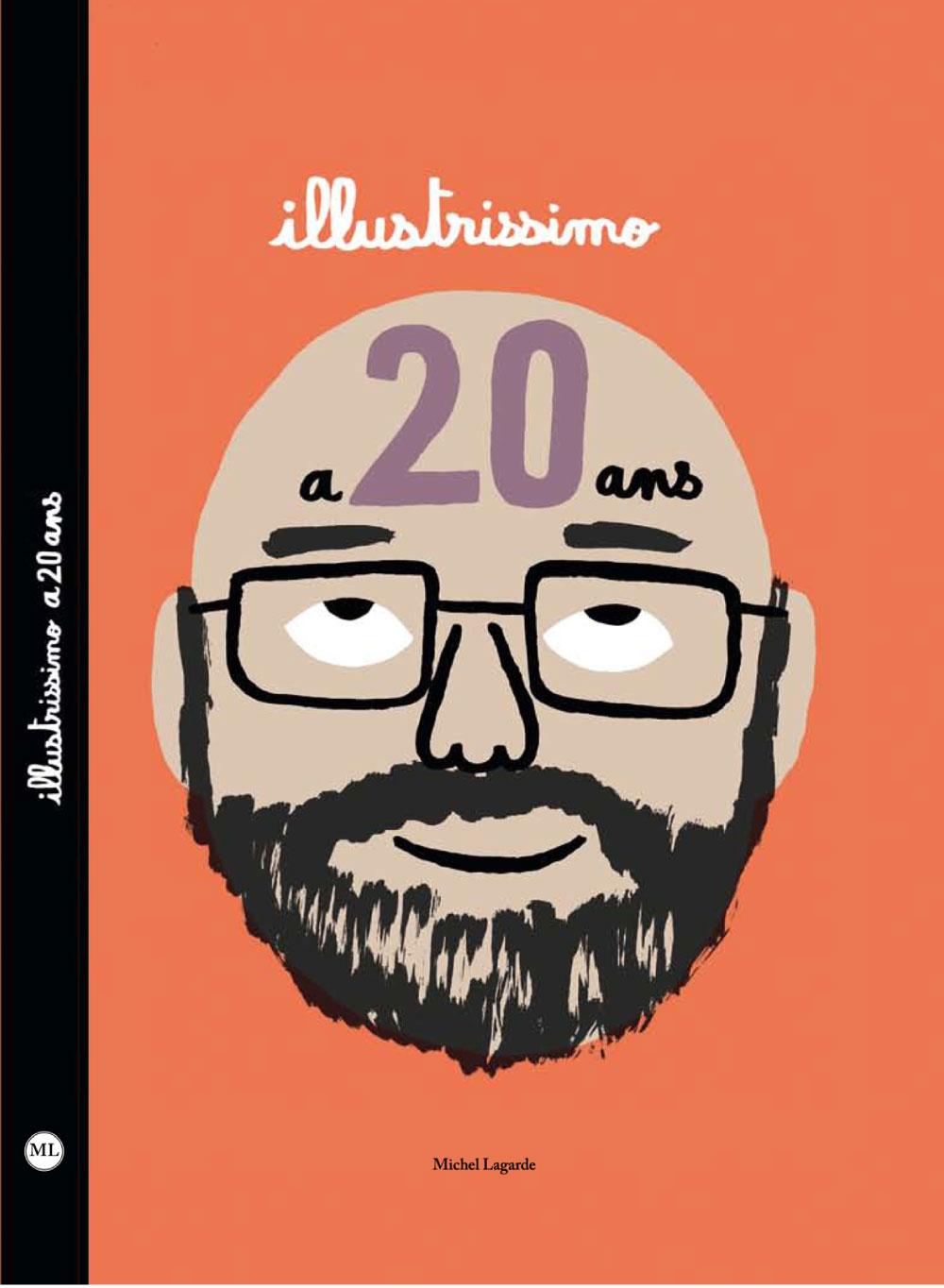 Couverture d'Illustrissimo a 20 ans | Catalogue d'Illustrations | Illustrissimo a 20 ans