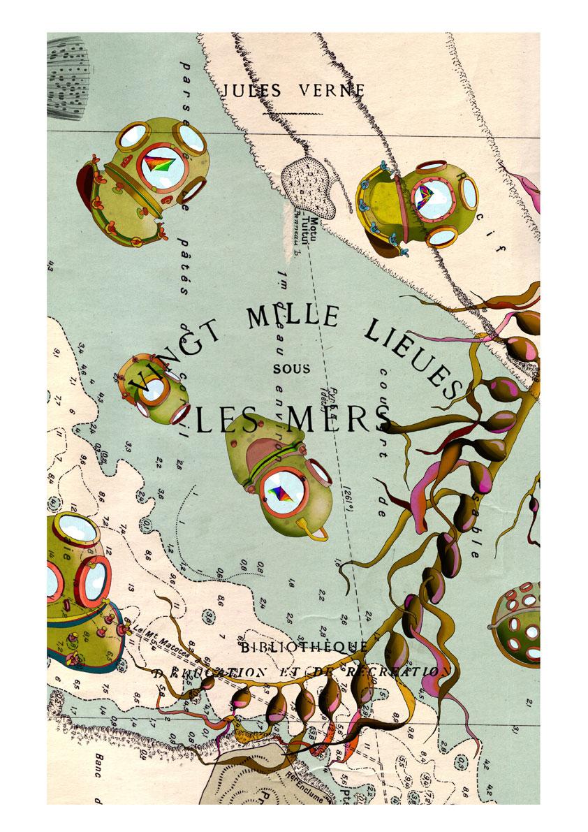 Vingt Mille Lieues sous les Mers | Delphine Lebourgeois | Vingt Mille Lieues sous les Mers