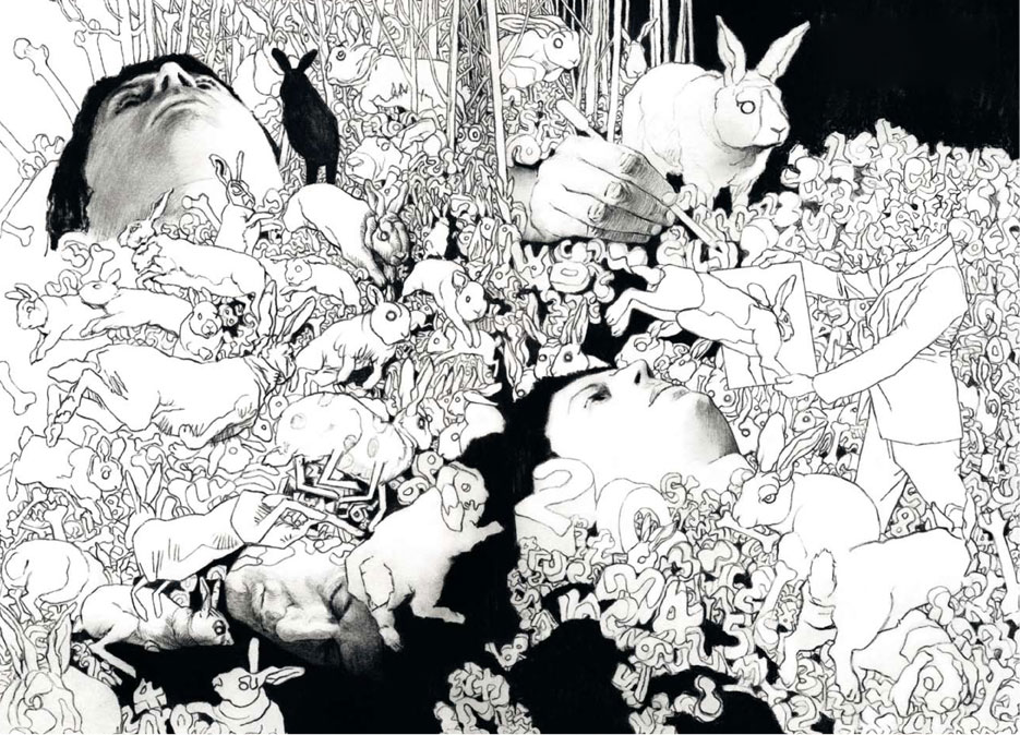 Les Lapins | Laurent Parienty | Les Lapins