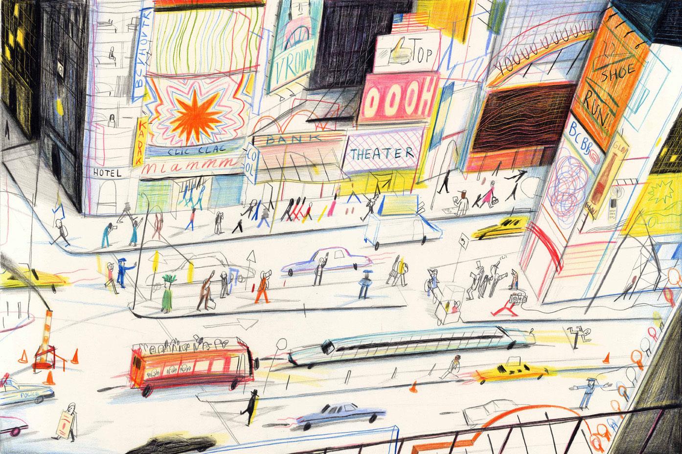 Time Square | Time Square |