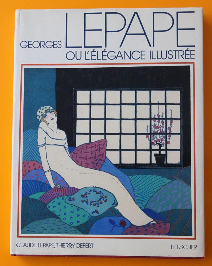Georges Lepape ou l'élégance illustrée | Georges Lepape ou l'élégance illustrée |