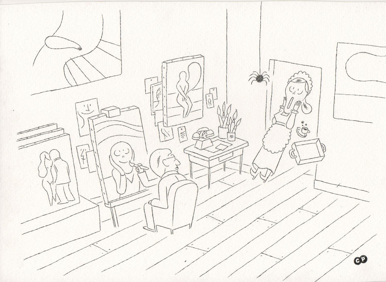 Munch | Charlie Poppins |