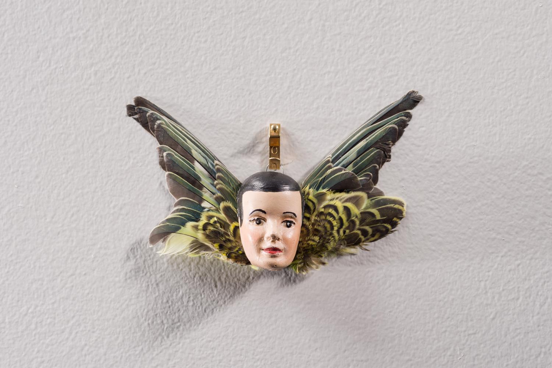 Angelot à plumes | Maïssa Toulet | Angelot à plume