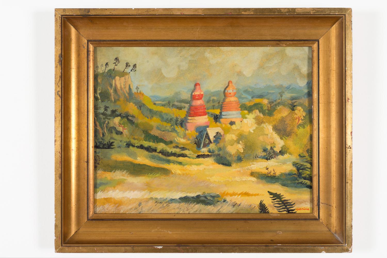 Tableau de L'île 41 | Vincent Pianina | Tableau de L'île 41