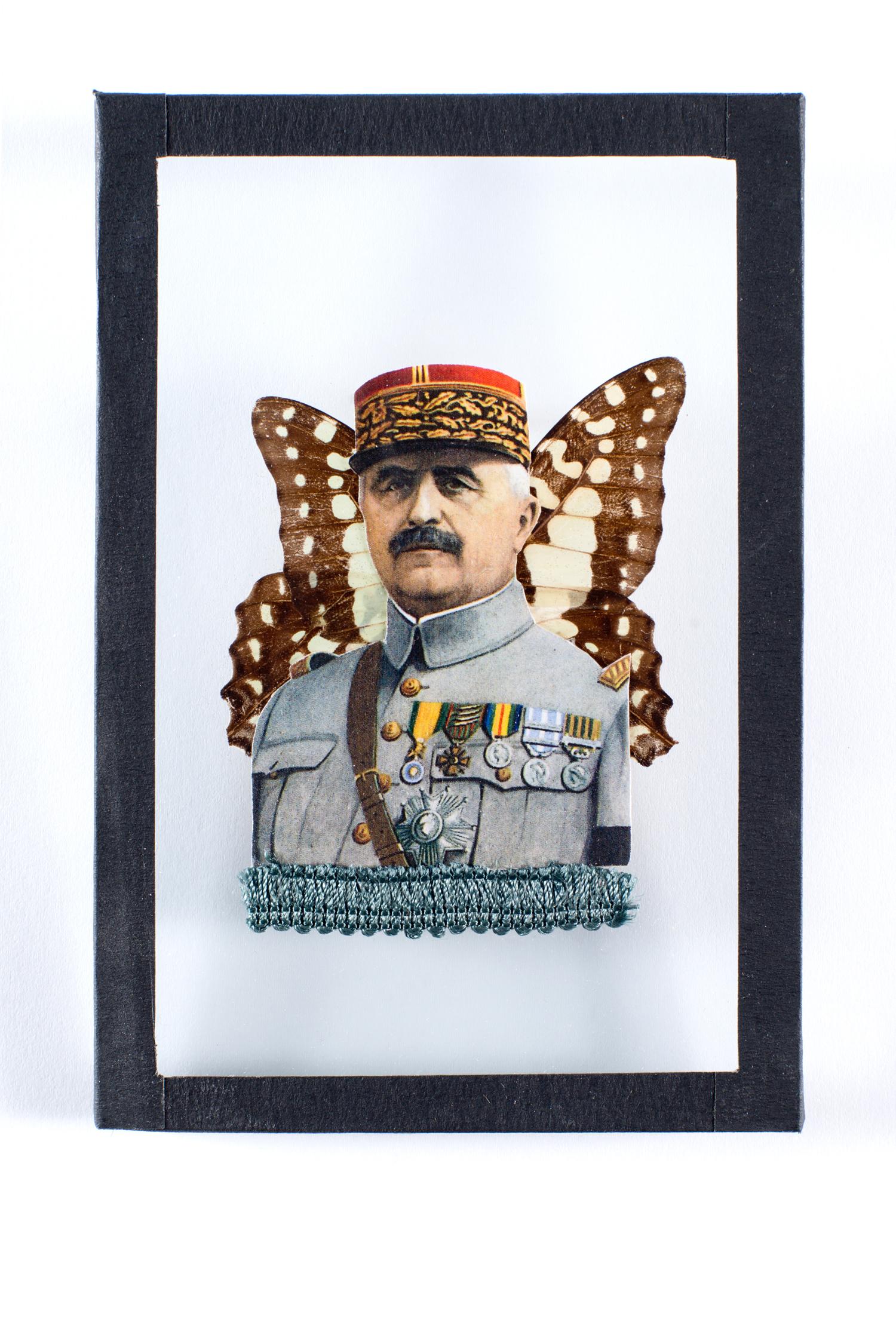 Homme Illustre-Papillon n°1 | Maïssa Toulet | Hommes Illustres-papillons (n° 1 à 3)