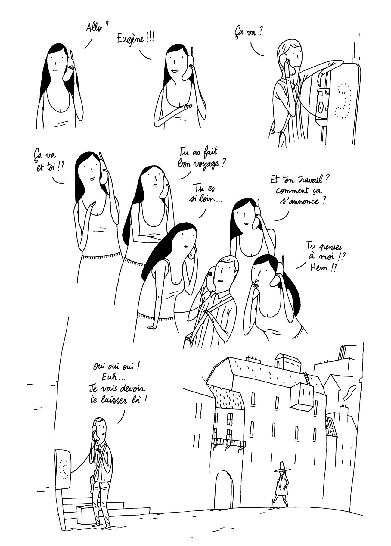 extrait 3   Bande dessinée   Eugène