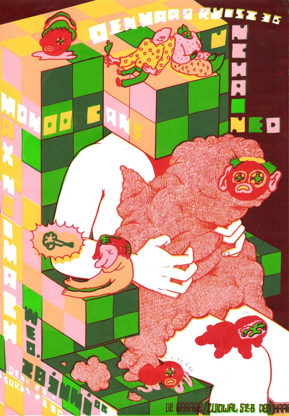 Max Noimach | Affiche | Zeloot