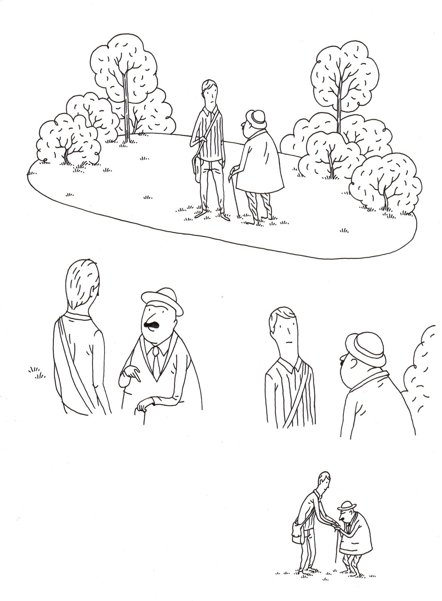 Première planche | Quentin Vijoux | Première planche