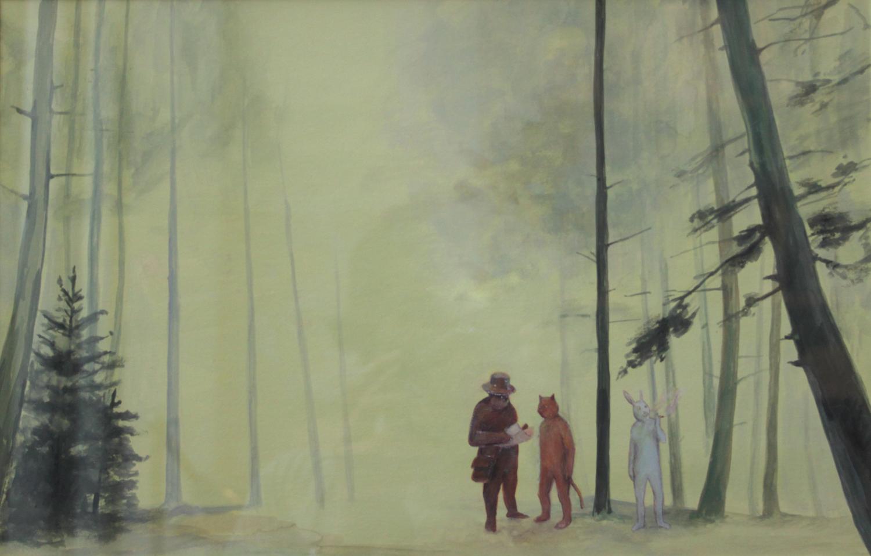 Couverture | Maria Rostocka | Couverture