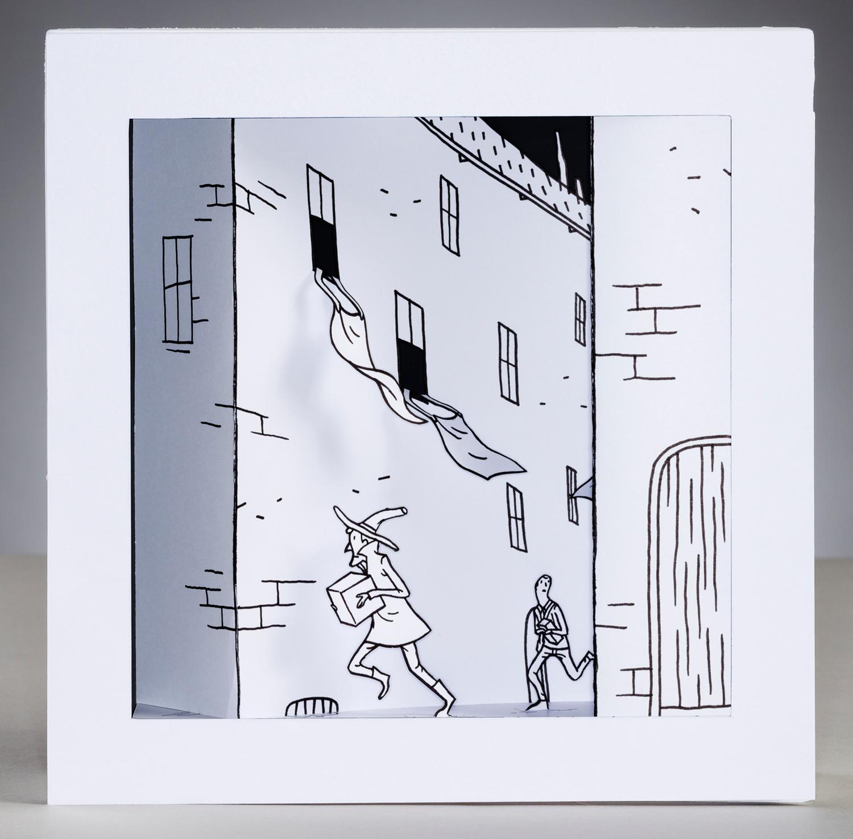 La ruelle | Quentin Vijoux | La ruelle