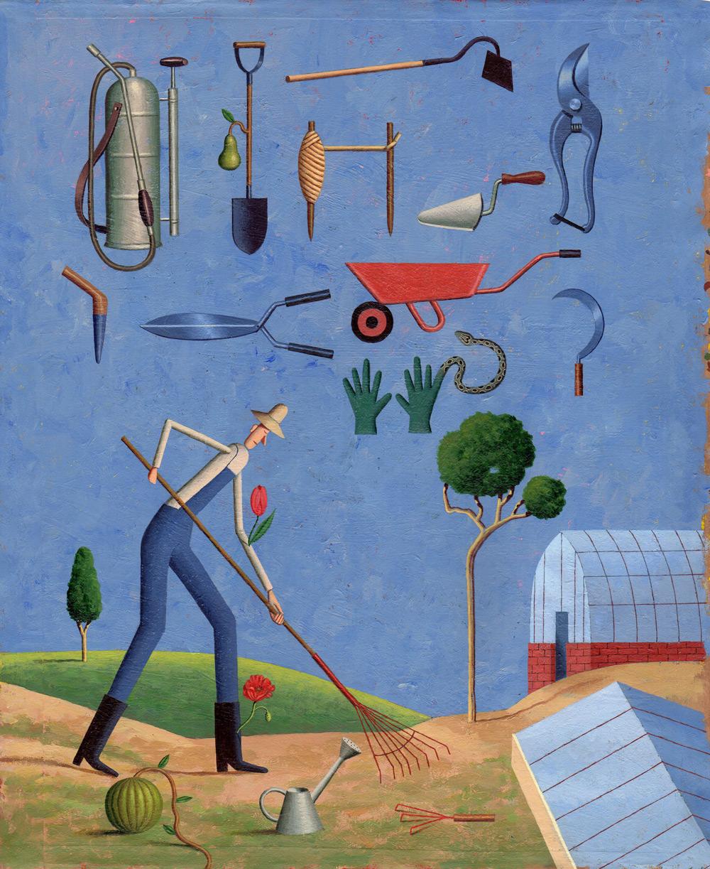 Jardinage | Martin Jarrie | Jardinage