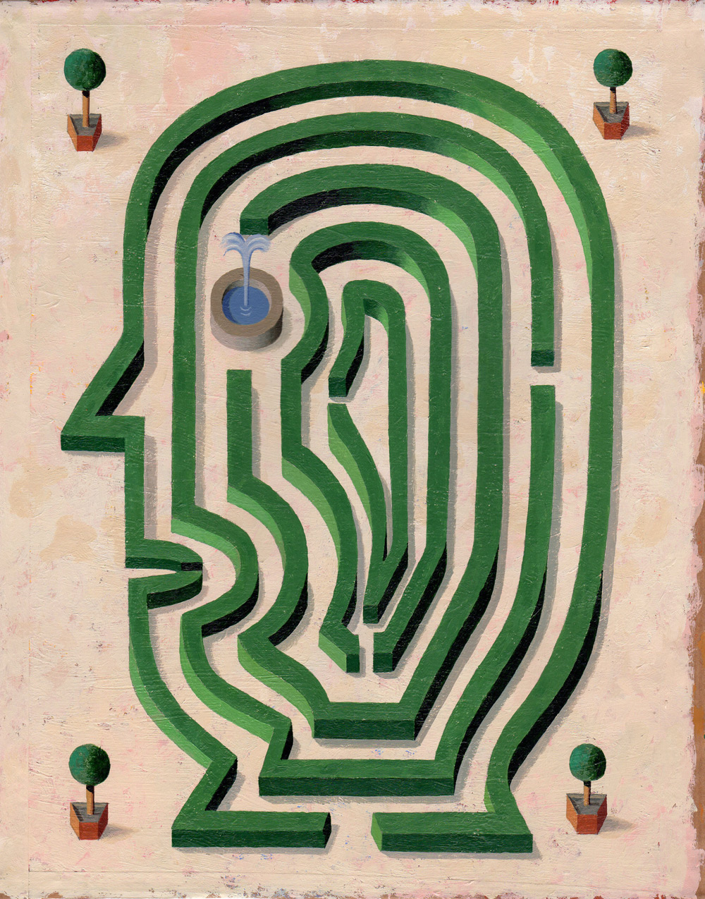 Labyrinthe | Martin Jarrie | Labyrinthe
