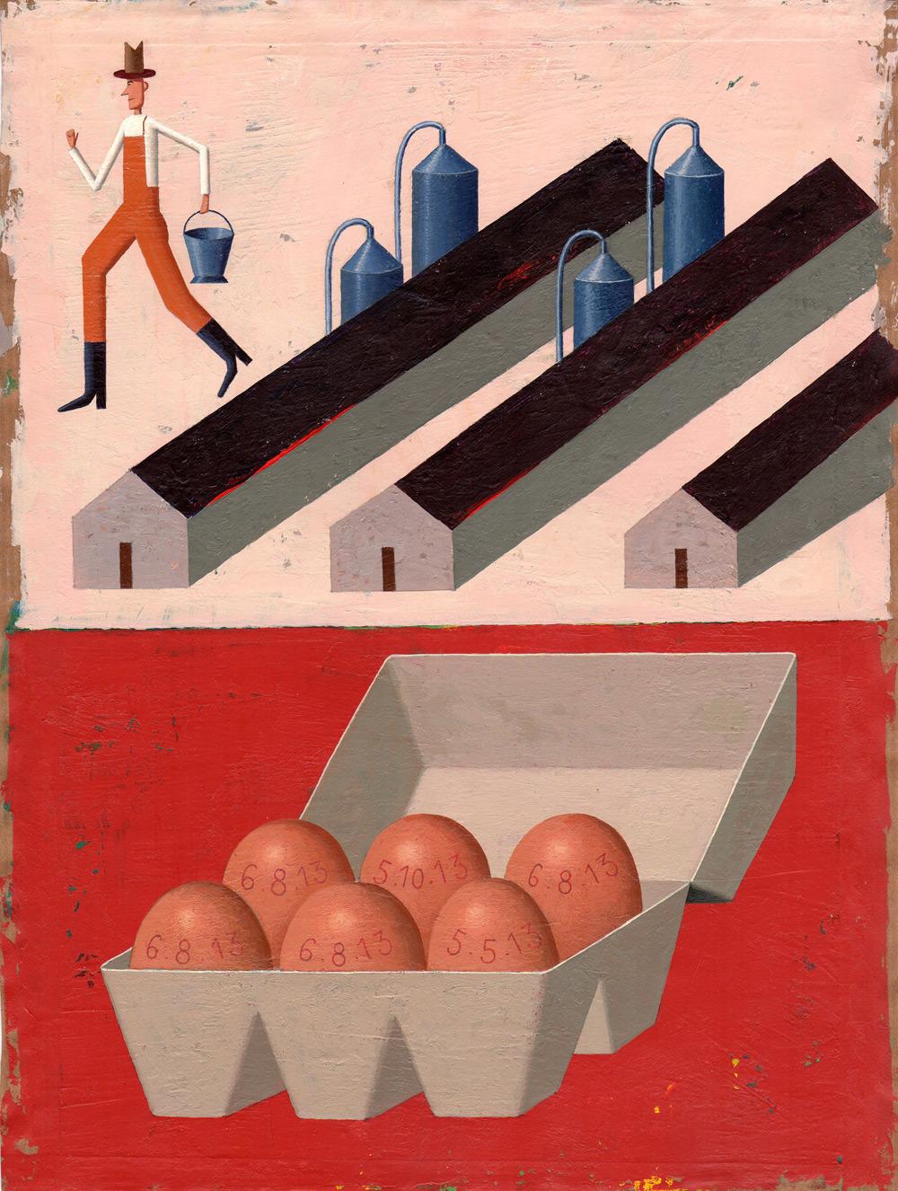 L'art de faire pondre les poules | Martin Jarrie | L'art de faire pondre les poules