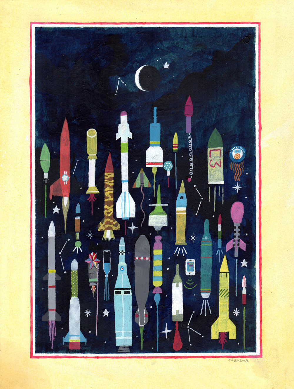 Fusées | Vincent Pianina | Fusées