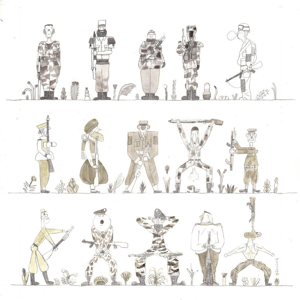 Soldats | Vincent Pianina | Soldats