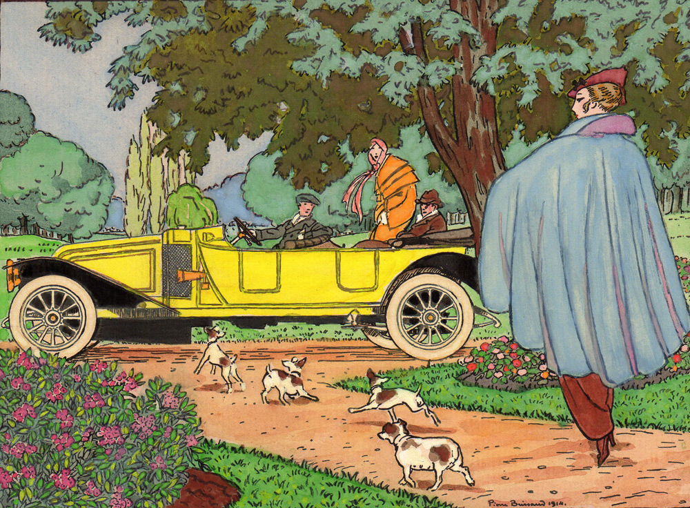 1914 | Pierre Brissaud | 1914