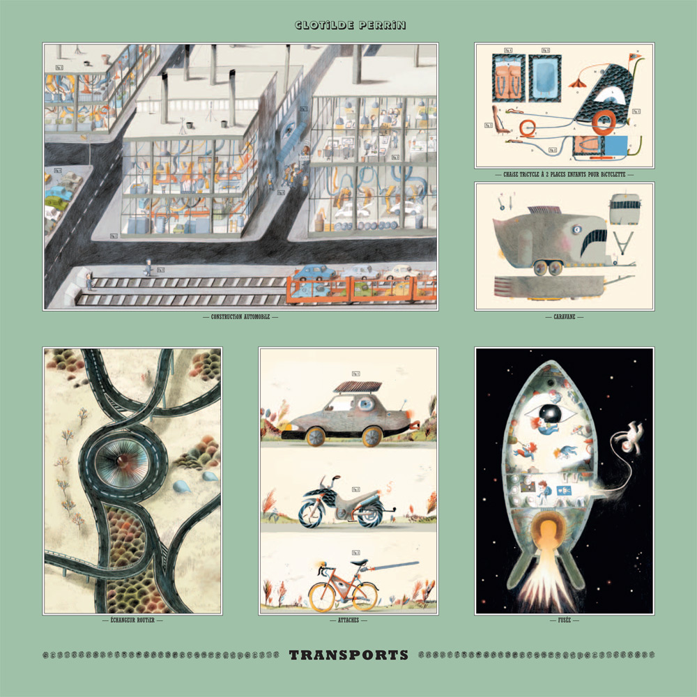 Transports | Clotilde Perrin | Transports