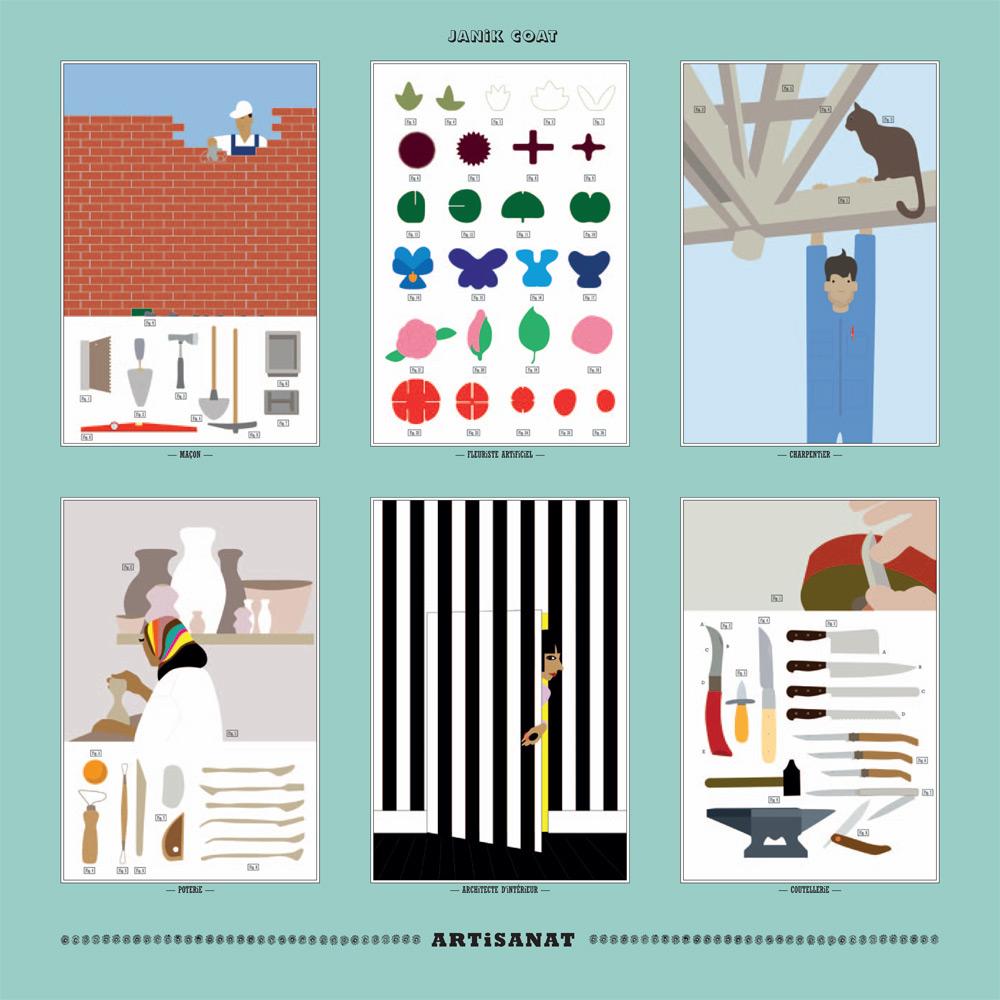 Artisanat | Janik Coat | Artisanat