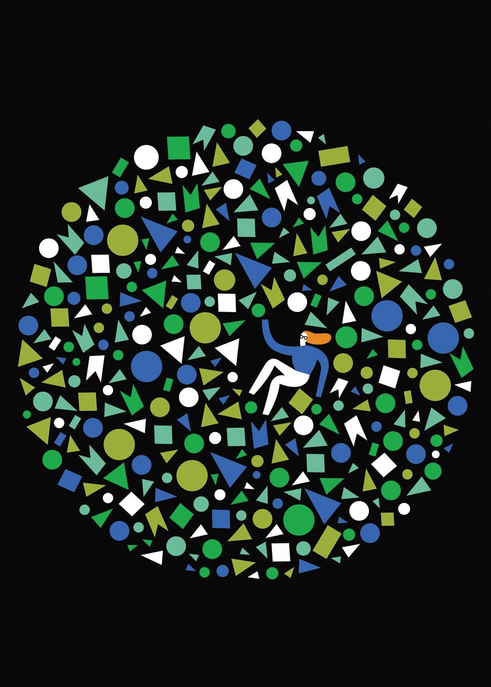 Astronomy | Olimpia Zagnoli | Astronomy