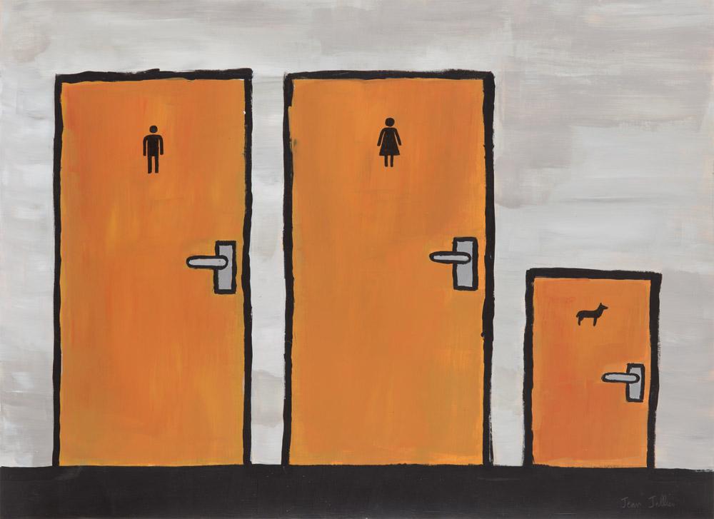 Hommes, Femmes, Canidés | Toilettes pour chiens |