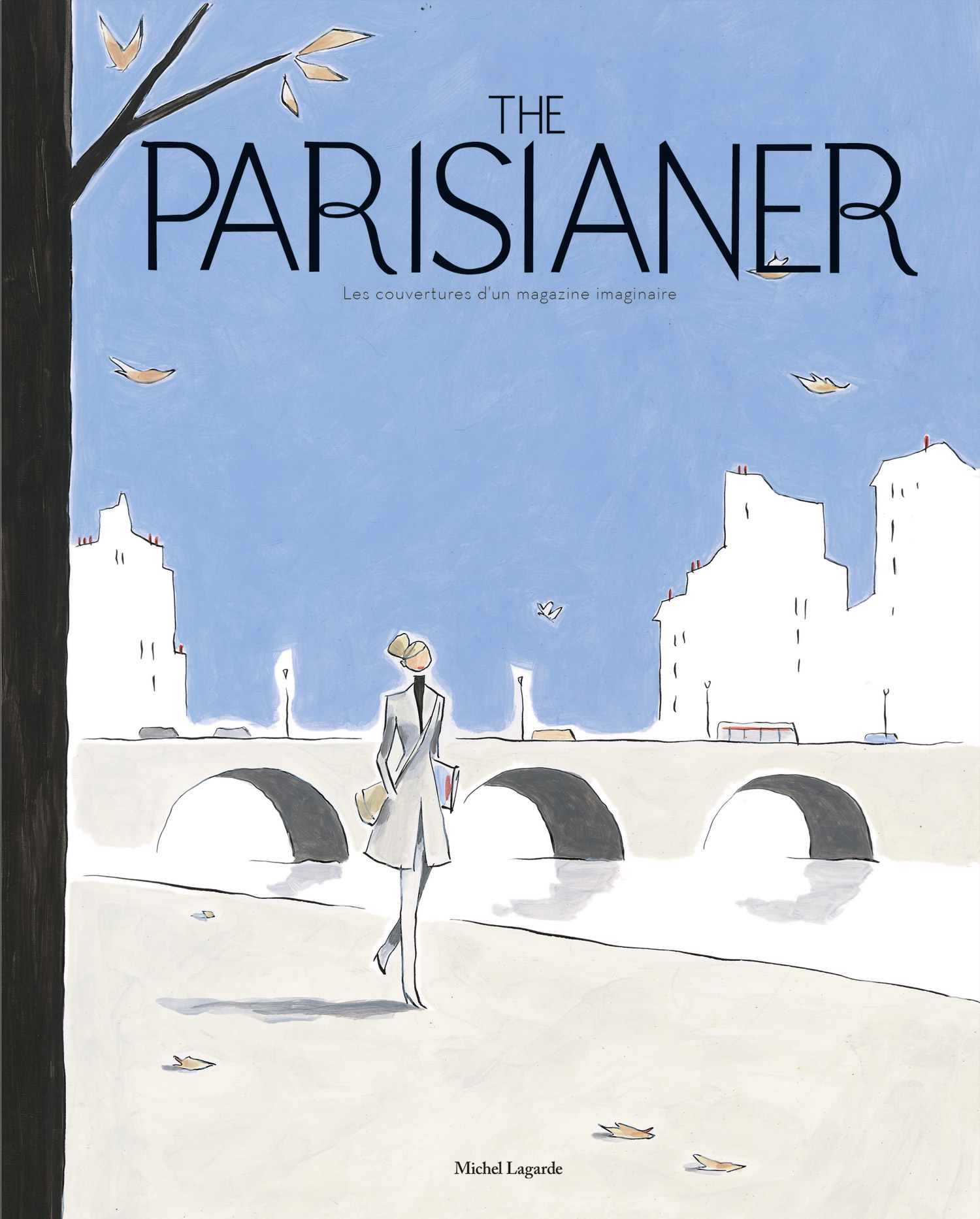 Couverture | The Parisianer |