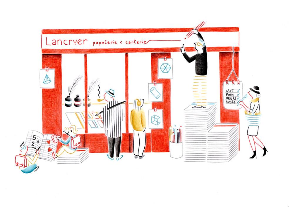 Lancryer | Federica Del Proposto | Lancryer