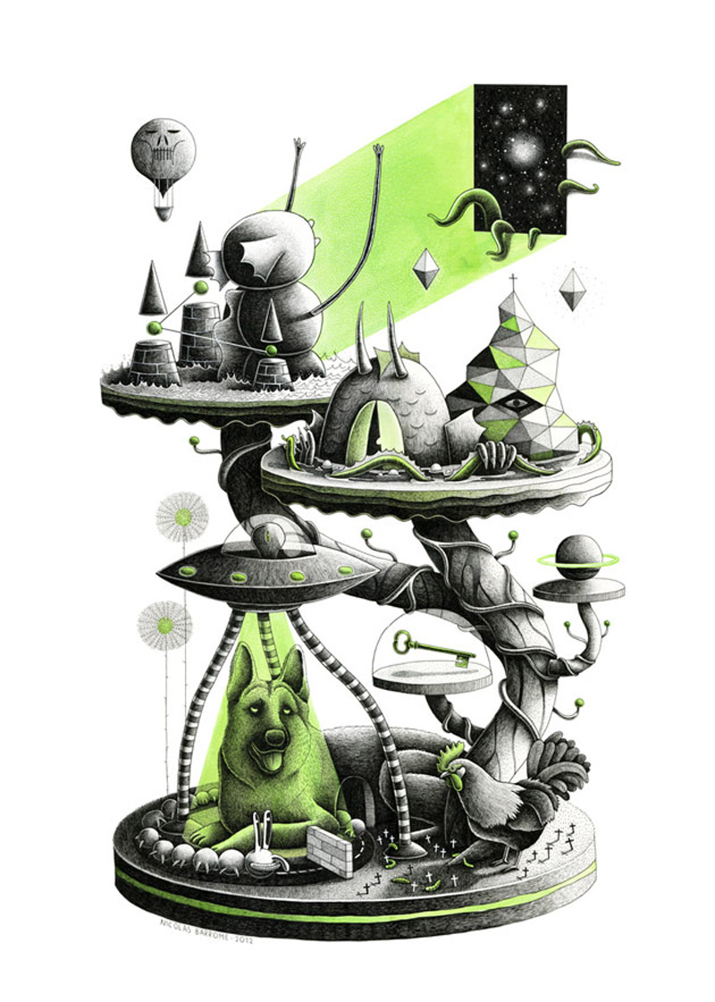 Force Verte | Nicolas Barrome - Les Jeanclode | Force Verte