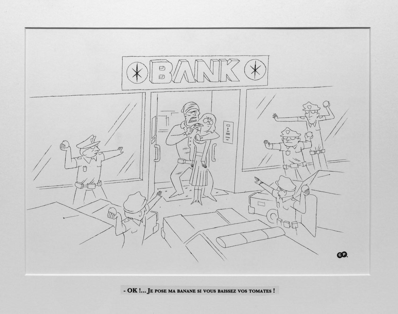 Charlie Poppins   BANK  