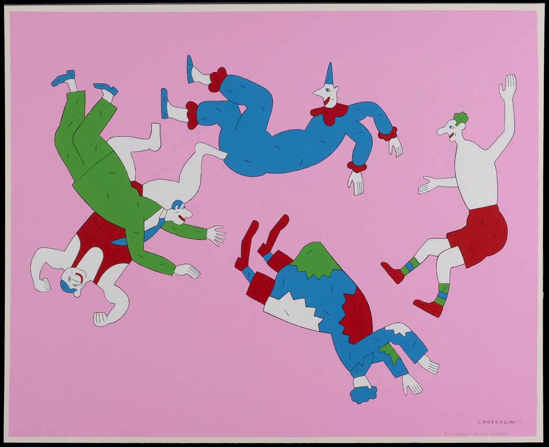 Lionel Koechlin | Bibi Gorno et ses frères |