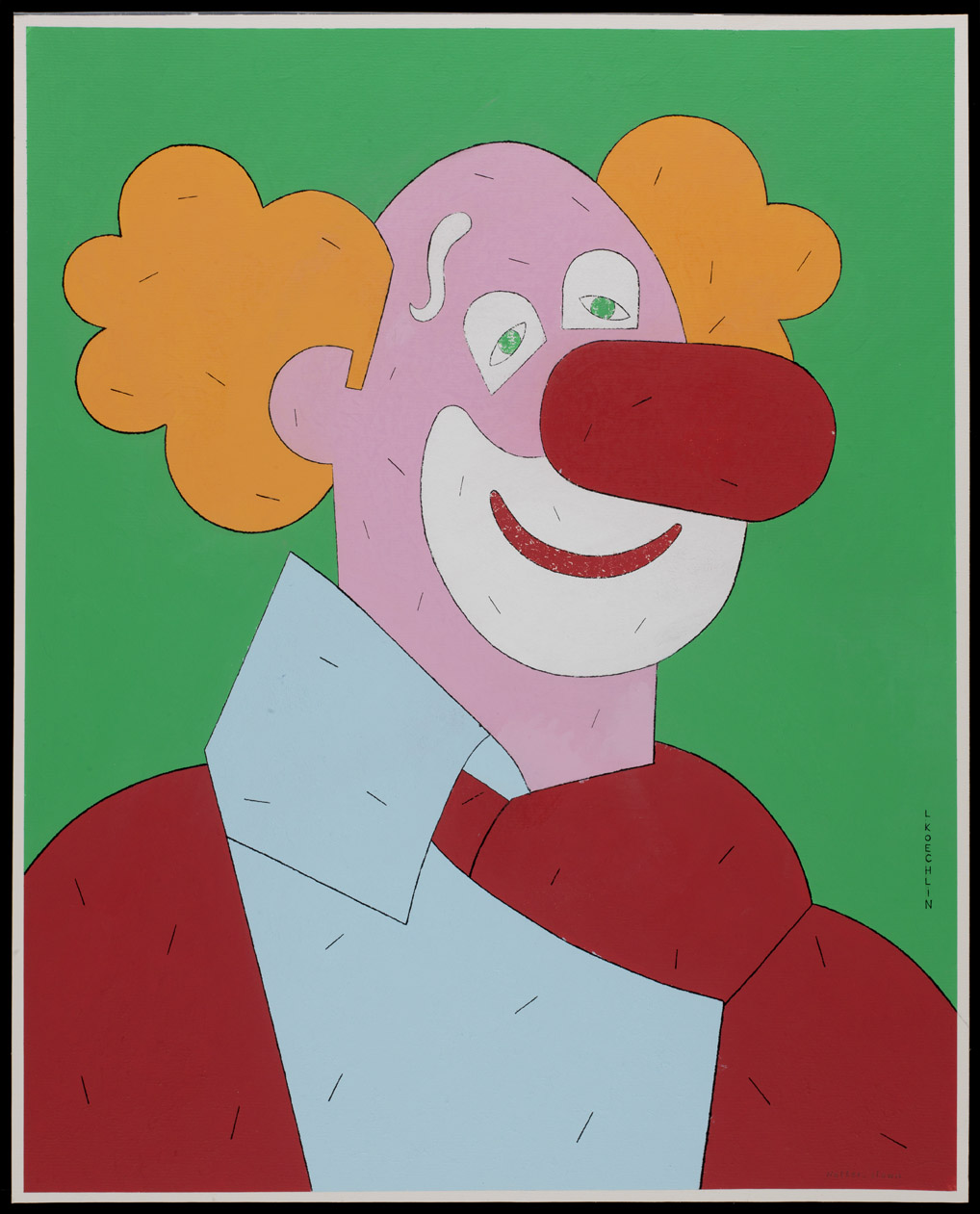 Lionel Koechlin | Notter, clown |