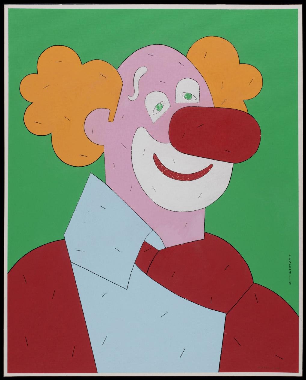 Lionel Koechlin | Notter, clown |