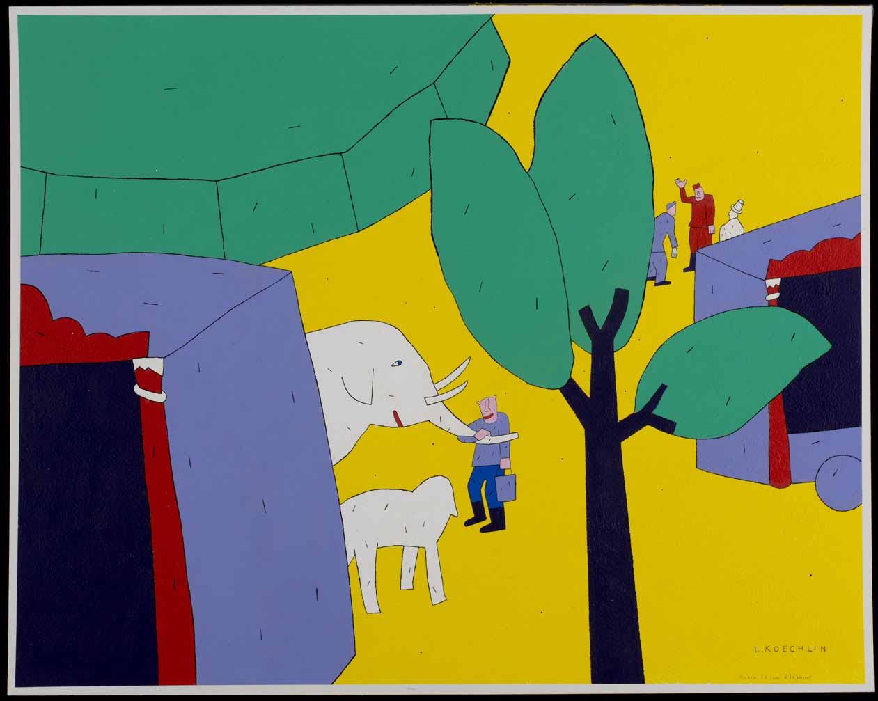 Rubio et son éléphant | Rubio et son éléphant |