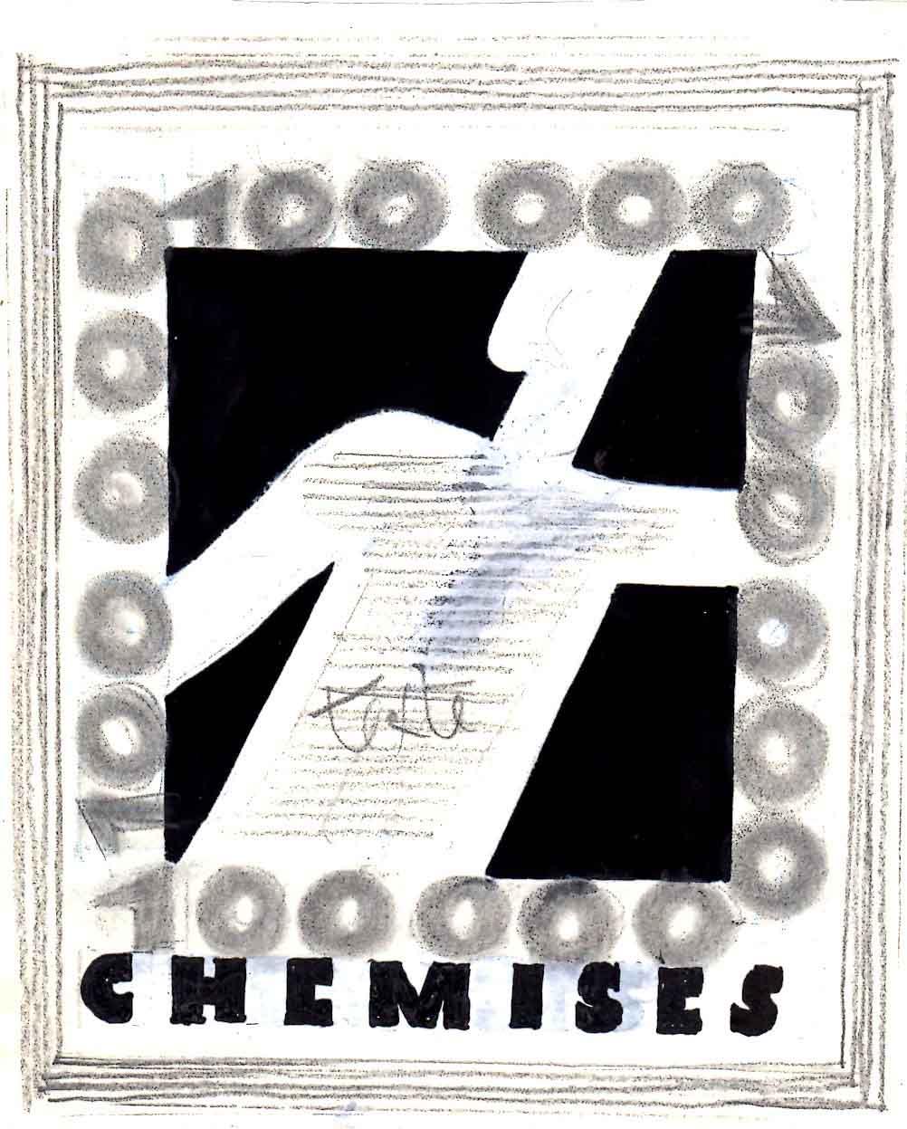Jacques Grange | 100 000 chemises |