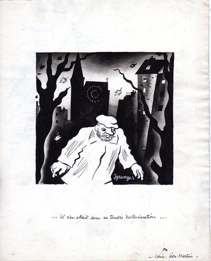 Jacques Grange | Allucination |