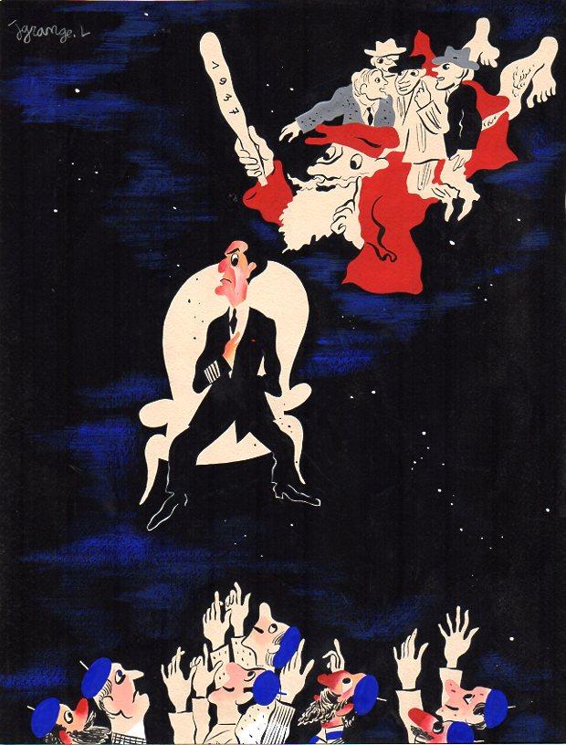 Jacques Grange | La vengeance du ciel |