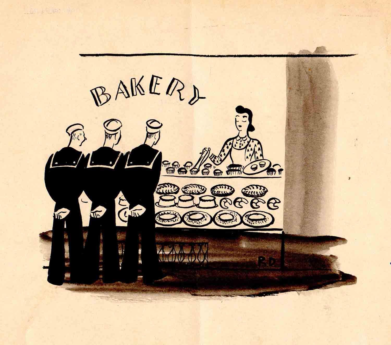 Roger Duvoisin | Roger Duvoisin | Bakery