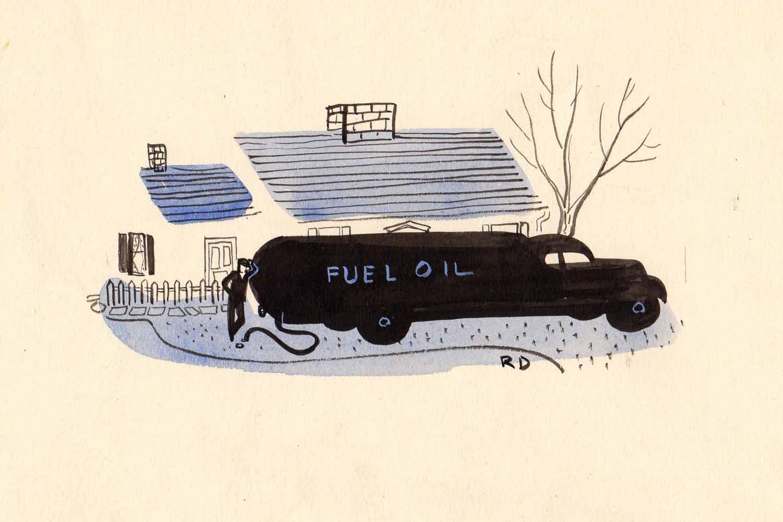 Roger Duvoisin | Roger Duvoisin | Fuel Oil