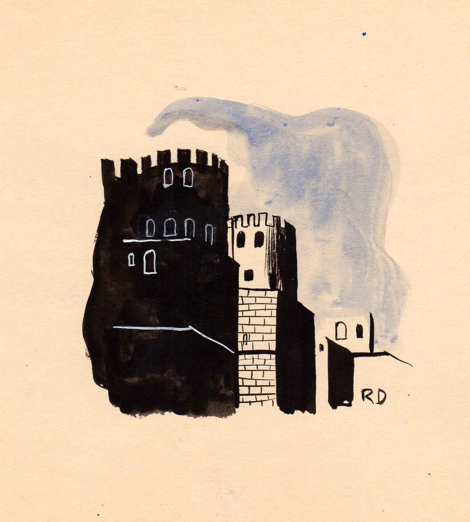 Roger Duvoisin | Roger Duvoisin | Porte de St Sébastien