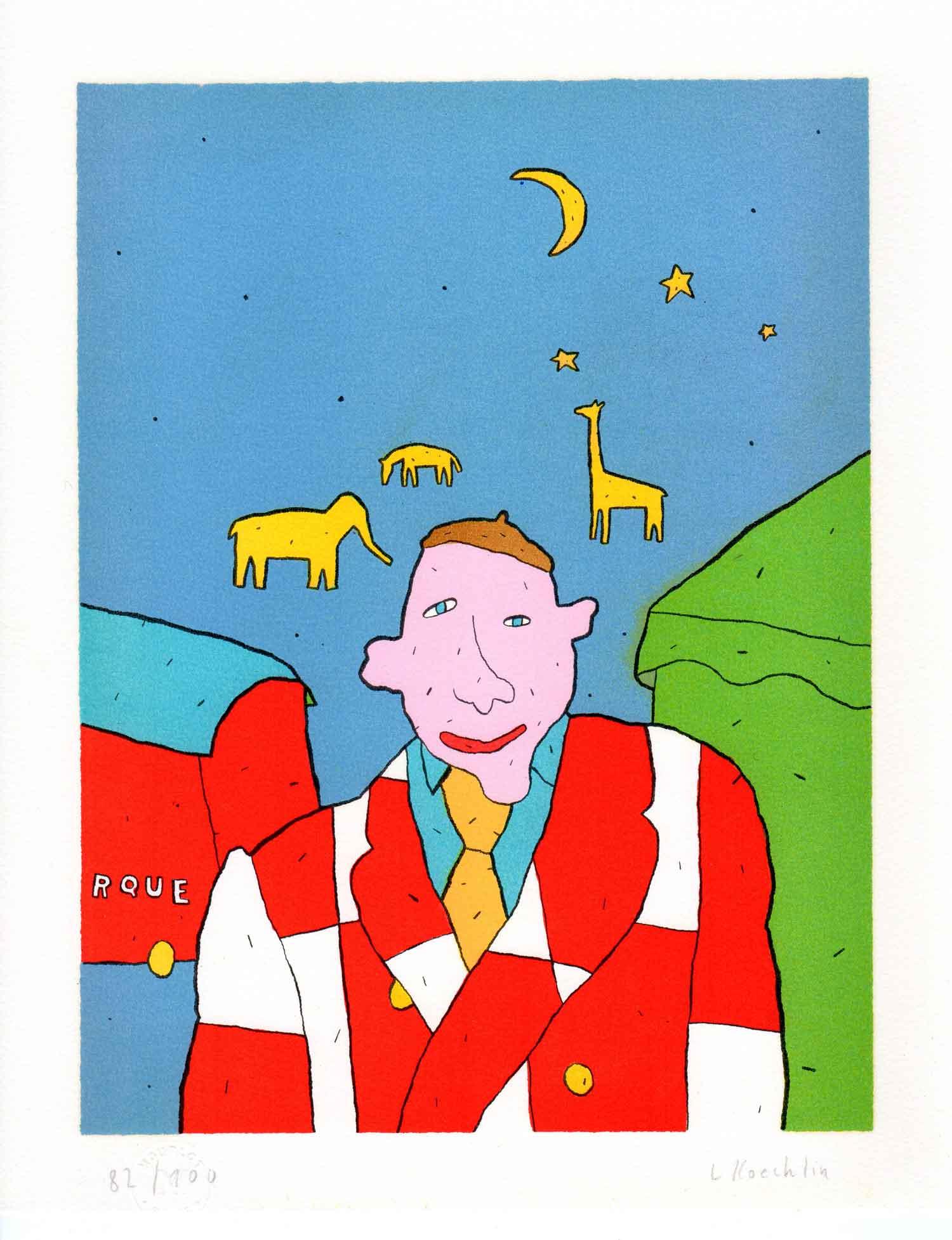 Lionel Koechlin | Le clown |