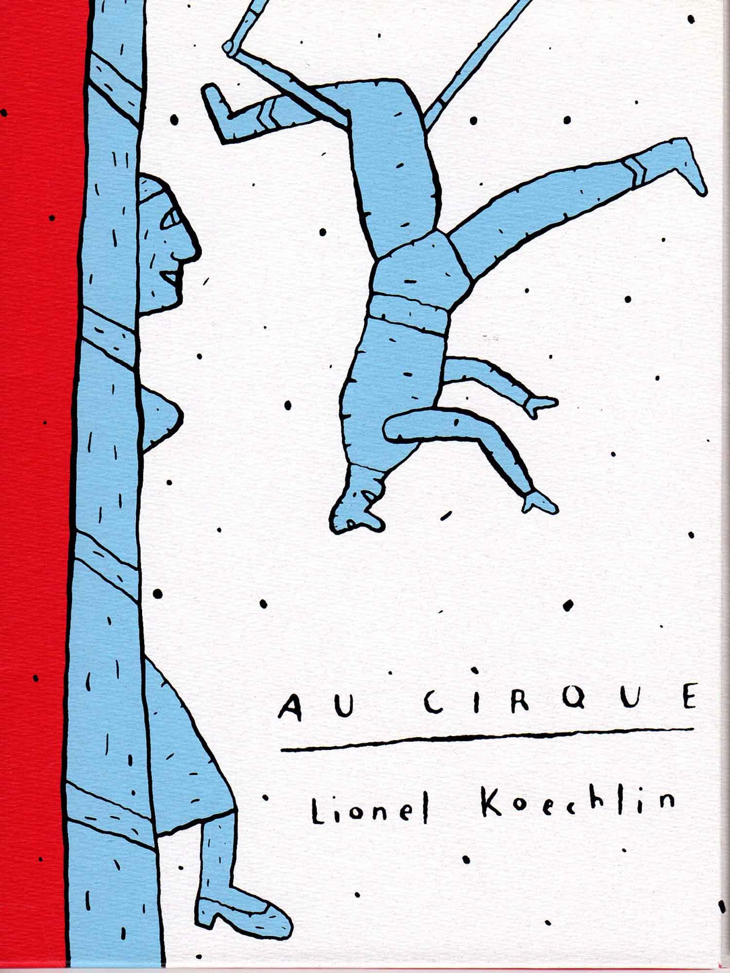 "Lionel Koechlin | Portfolio ""Au cirque"" |"