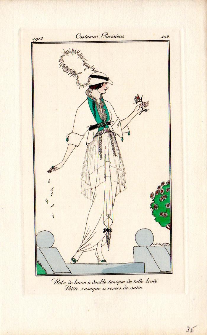 Costumes Parisiens | Costumes Parisiens planche n°102 | Costumes Parisiens