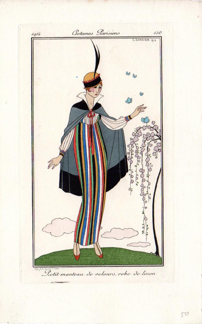 Costumes Parisiens | Costumes Parisiens planche n°150 | Costumes parisiens