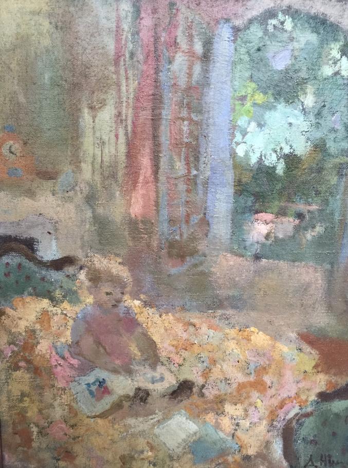 Suzanne Humbert | La lecture | Suzanne Humbert